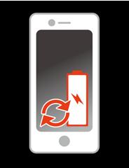 iPhone(アイフォン)バッテリー交換修理